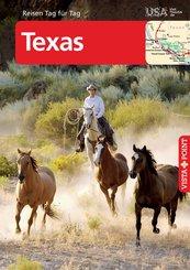 Texas - VISTA POINT Reiseführer Reisen Tag für Tag (eBook, ePUB)