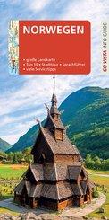 GO VISTA: Reiseführer Norwegen (eBook, ePUB)