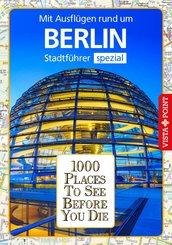 1000 Places To See Before You Die Stadtführer Berlin (eBook, ePUB)