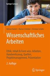Wissenschaftliches Arbeiten (eBook, PDF)