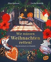 Wir müssen Weihnachten retten! (eBook, ePUB)