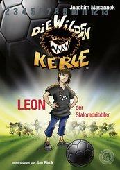Die Wilden Kerle - Leon, der Slalomdribbler (Band 1) (eBook, ePUB)