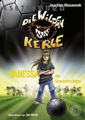 Die Wilden Kerle - Vanessa, die Unerschrockene (Band 3) (eBook, ePUB)