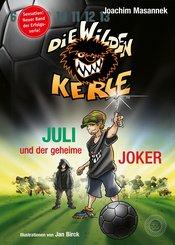 Juli und der Geheime Joker (eBook, ePUB)