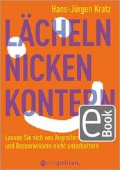 Lächeln, nicken, kontern (eBook, ePUB)