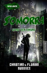 Somorra - Stadt der Träume: Ein Fantasy-Spielbuch (eBook, ePUB)