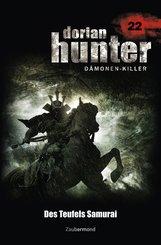 Dorian Hunter 22 - Des Teufels Samurai