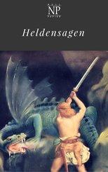 Heldensagen (eBook, PDF)