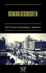 Kriminalgeschichten (eBook, PDF)