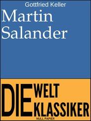 Martin Salander (eBook, ePUB)