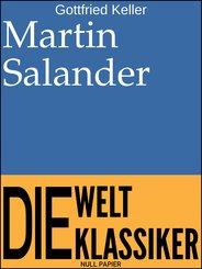 Martin Salander (eBook, PDF)