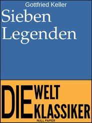 Sieben Legenden (eBook, ePUB)