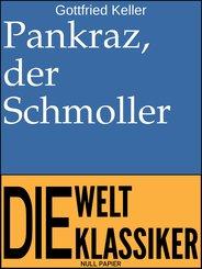Pankraz, der Schmoller (eBook, ePUB)