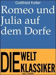 Romeo und Julia auf dem Dorfe (eBook, PDF)