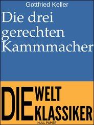 Die drei gerechten Kammmacher (eBook, PDF)