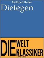 Dietegen (eBook, ePUB)