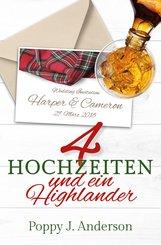 Vier Hochzeiten und ein Highlander (eBook, ePUB)