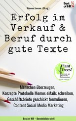 Erfolg im Verkauf & Beruf durch gute Texte (eBook, ePUB)