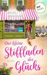 Der kleine Stoffladen des Glücks - oder: Der Hochzeitssari (eBook, ePUB)