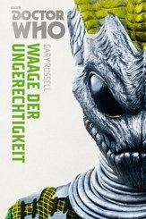 Doctor Who Monster-Edition 4: Waage der Ungerechtigkeit (eBook, ePUB)