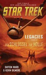 Star Trek - Legacies 3: Der Schlüssel zur Hölle (eBook, ePUB)