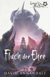 Legend of the Five Rings: Fluch der Ehre (eBook, ePUB)