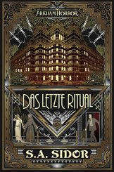 Arkham Horror: Das letzte Ritual (eBook, ePUB)