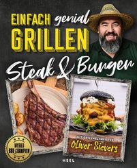 Einfach genial Grillen: Steak & Burger (eBook, ePUB)