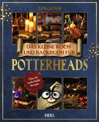 Das kleine Koch- und Backbuch für Potterheads (eBook, ePUB)
