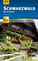 Schwarzwald Mitte/Nord Wanderführer Michael Müller Verlag (eBook, ePUB)