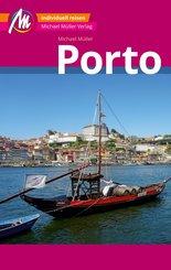 Porto MM-City Reiseführer Michael Müller Verlag (eBook, ePUB)
