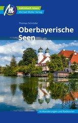 Oberbayerische Seen Michael Müller Verlag (eBook, ePUB)