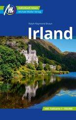 Irland Reiseführer Michael Müller Verlag (eBook, ePUB)