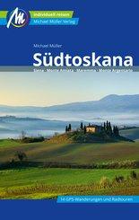 Südtoskana Reiseführer Michael Müller Verlag (eBook, ePUB)