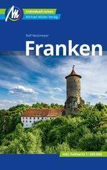 Franken Reiseführer Michael Müller Verlag (eBook, ePUB)
