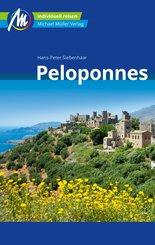 Peloponnes Reiseführer Michael Müller Verlag (eBook, ePUB)