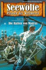 Seewölfe - Piraten der Weltmeere 691 (eBook, ePUB)
