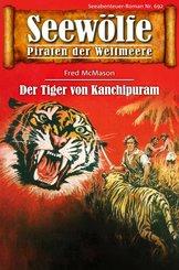 Seewölfe - Piraten der Weltmeere 692 (eBook, ePUB)