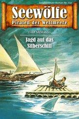 Seewölfe - Piraten der Weltmeere 732 (eBook, ePUB)