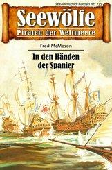 Seewölfe - Piraten der Weltmeere 735 (eBook, ePUB)