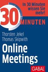 30 Minuten Online-Meetings (eBook, PDF)