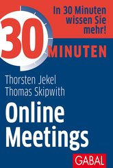 30 Minuten Online-Meetings (eBook, ePUB)