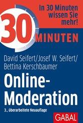 30 Minuten Online-Moderation (eBook, ePUB)
