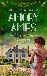 Amory Ames und das mörderische Geheimnis (eBook, ePUB)
