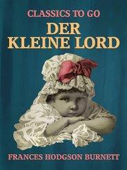 Der kleine Lord (eBook, ePUB)