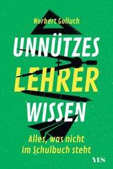 Unnützes Lehrerwissen (eBook, ePUB)