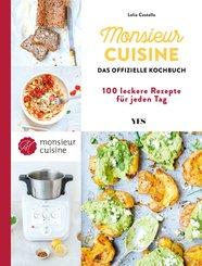 Monsieur Cuisine  das offizielle Kochbuch (eBook, ePUB)