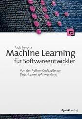 Machine Learning für Softwareentwickler (eBook, ePUB)