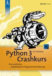 Python 3 Crashkurs (eBook, ePUB)
