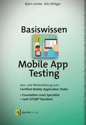 Basiswissen Mobile App Testing (eBook, ePUB)
